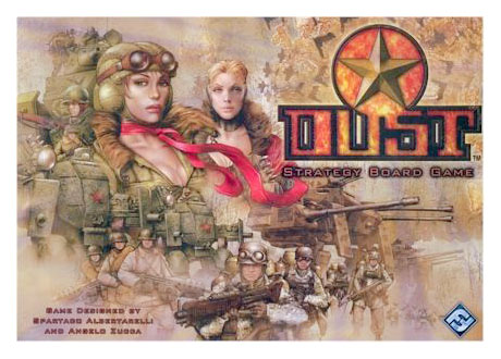 Classic Reviews:  Dust (FFG)