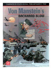 Classic Reviews: Von Manstein's Backhand Blow (GMT Games)