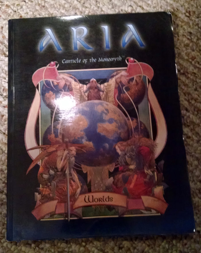 Classic Reviews: Aria, Canticle of the Monomyth