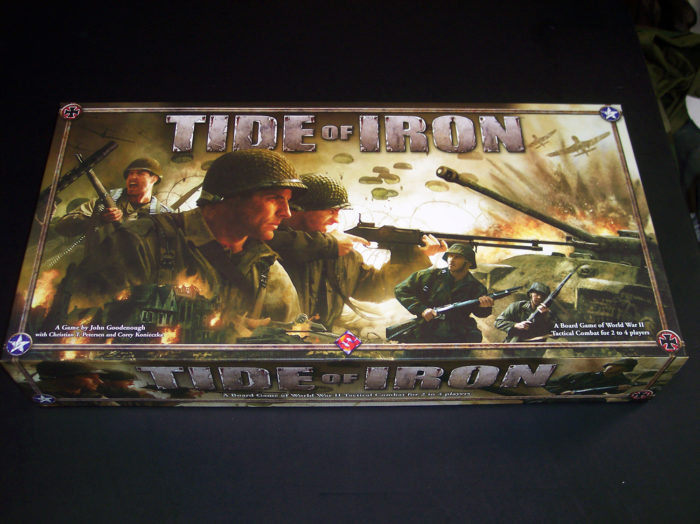 Classic Reviews: FFG's original Tide of Iron