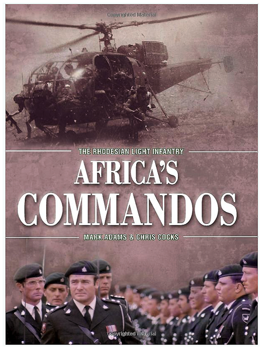 Classic Reviews: Africa's Commandos (book)