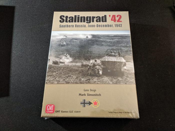 Unboxing Stalingrad '42