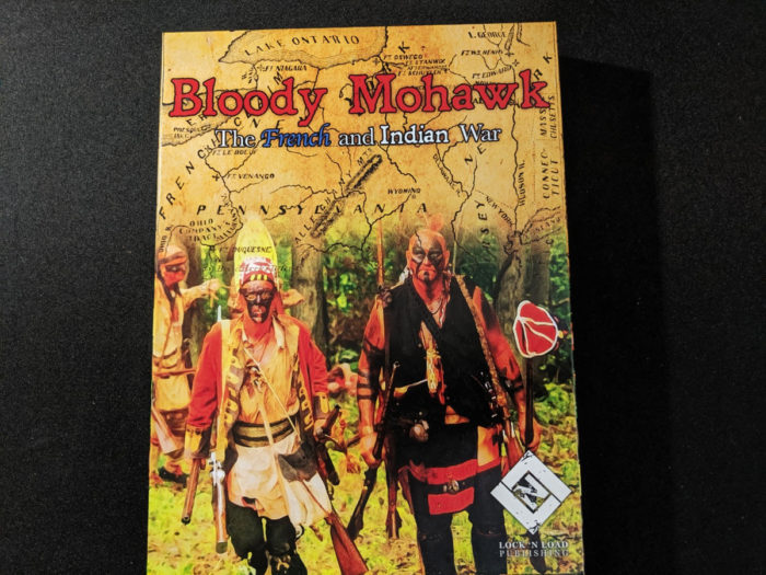A First Look at Bloody Mohawk: The French & Indian War