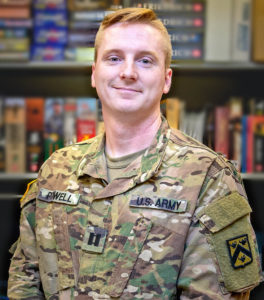 Professional Wargaming: Meet A US Army Student of Wargaming